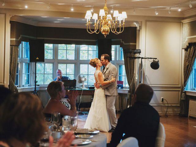 Joe and Melissa's wedding in Windsor, Ontario 164