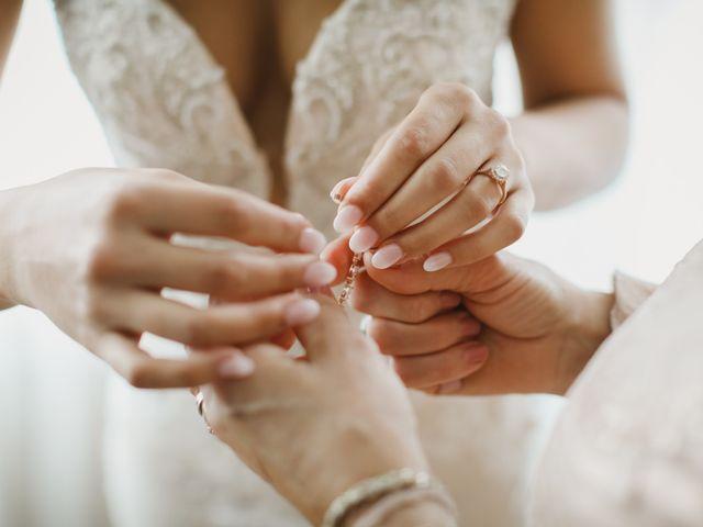 Jeff and Tania's wedding in Toronto, Ontario 8