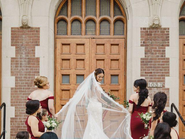 Jeff and Tania's wedding in Toronto, Ontario 16