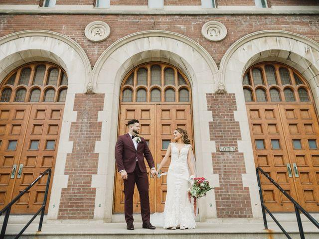 Jeff and Tania's wedding in Toronto, Ontario 30