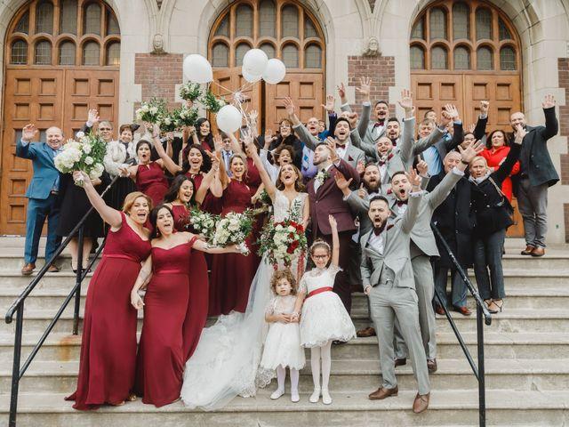Jeff and Tania's wedding in Toronto, Ontario 31