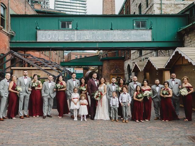 Jeff and Tania's wedding in Toronto, Ontario 32