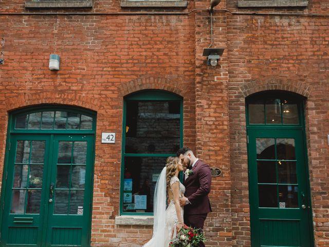 Jeff and Tania's wedding in Toronto, Ontario 33
