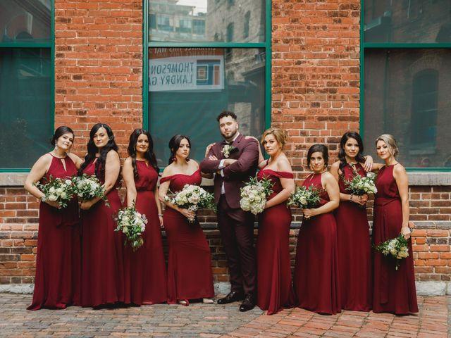Jeff and Tania's wedding in Toronto, Ontario 35