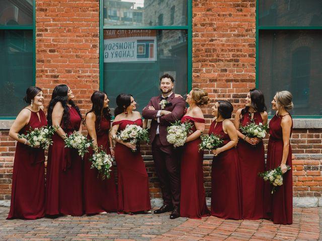 Jeff and Tania's wedding in Toronto, Ontario 36