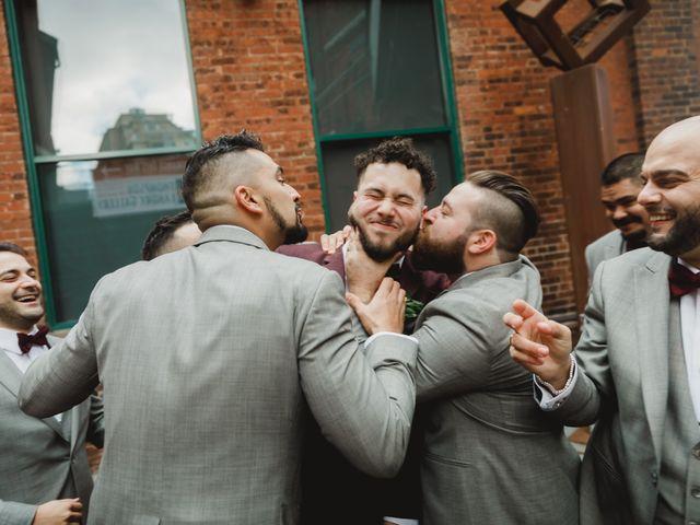 Jeff and Tania's wedding in Toronto, Ontario 37