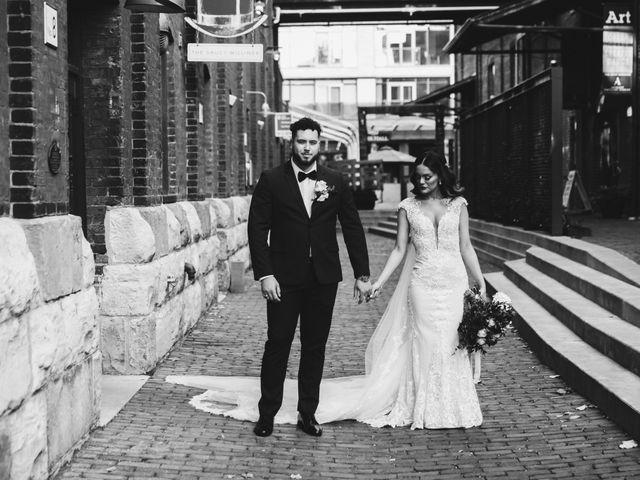 Jeff and Tania's wedding in Toronto, Ontario 39