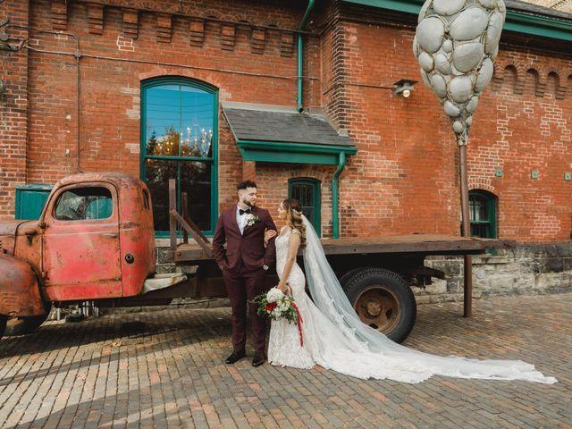 Jeff and Tania's wedding in Toronto, Ontario 40