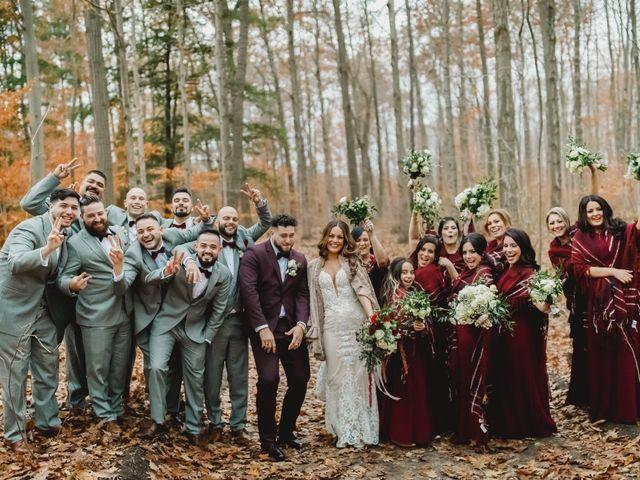 Jeff and Tania's wedding in Toronto, Ontario 46