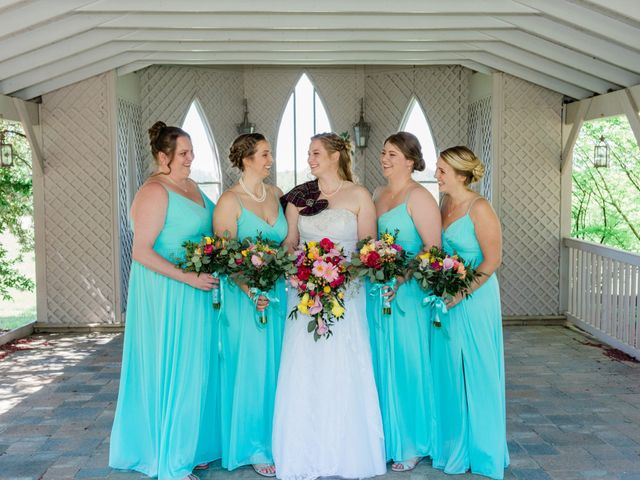 Kevin and Christine's wedding in Newmarket, Ontario 8