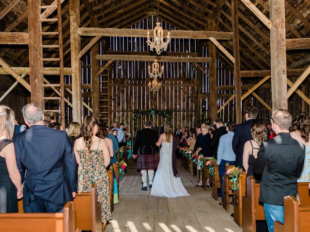 Kevin and Christine's wedding in Newmarket, Ontario 15