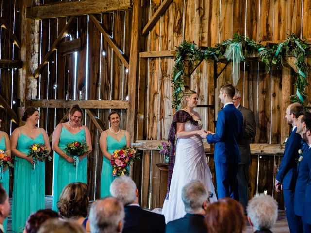 Kevin and Christine's wedding in Newmarket, Ontario 16