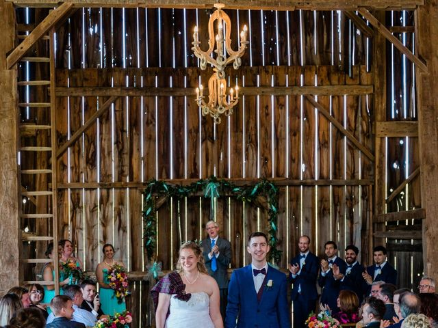 Kevin and Christine's wedding in Newmarket, Ontario 21