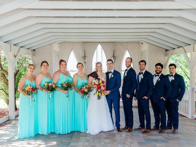 Kevin and Christine's wedding in Newmarket, Ontario 2