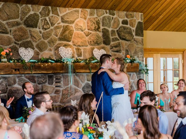 Kevin and Christine's wedding in Newmarket, Ontario 23