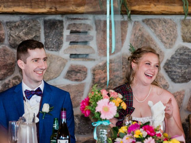 Kevin and Christine's wedding in Newmarket, Ontario 24