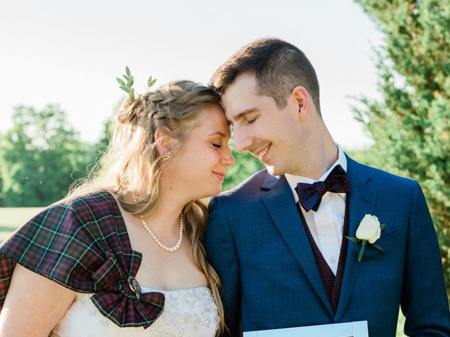 Kevin and Christine's wedding in Newmarket, Ontario 26