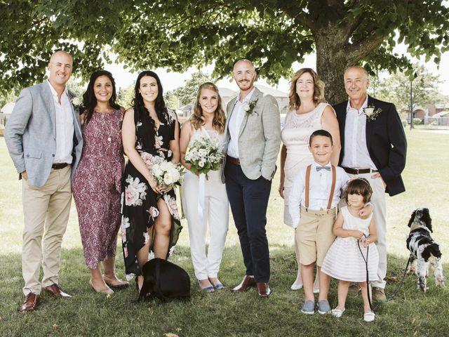 Matthew and Ruth's wedding in Hamilton, Ontario 5