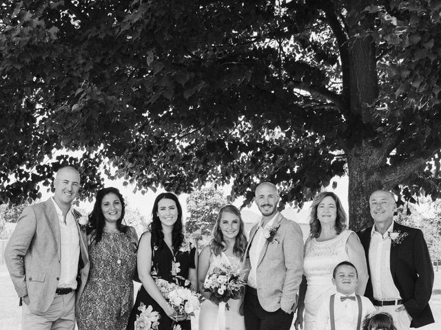 Matthew and Ruth's wedding in Hamilton, Ontario 6