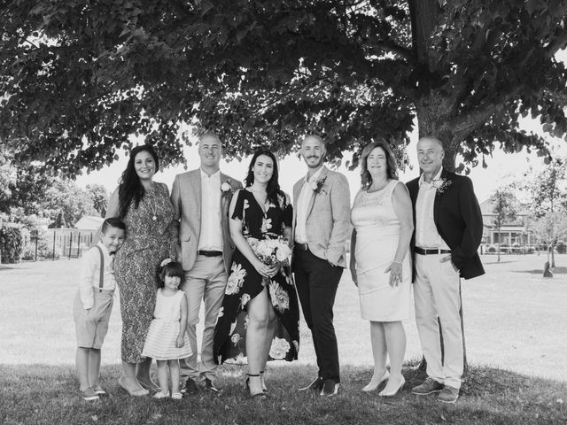 Matthew and Ruth's wedding in Hamilton, Ontario 7