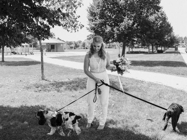 Matthew and Ruth's wedding in Hamilton, Ontario 9