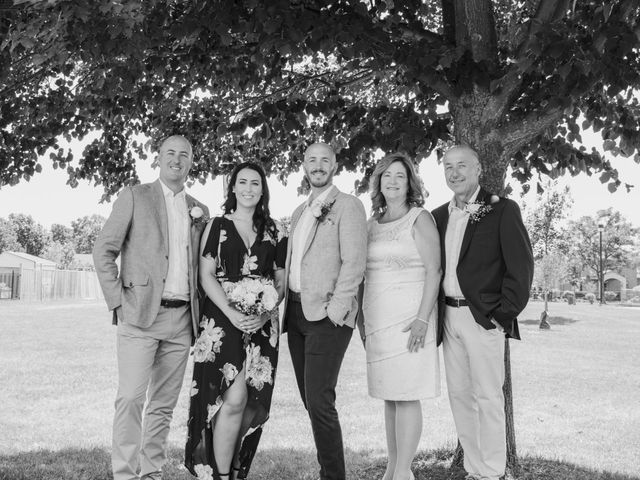 Matthew and Ruth's wedding in Hamilton, Ontario 10