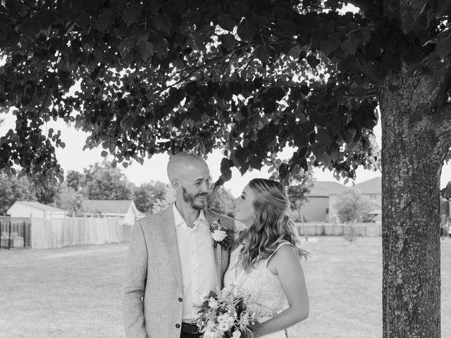 Matthew and Ruth's wedding in Hamilton, Ontario 11