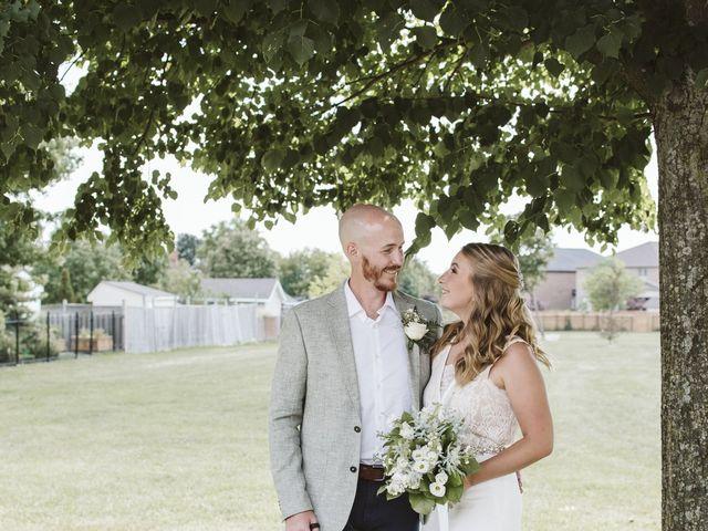 Matthew and Ruth's wedding in Hamilton, Ontario 12