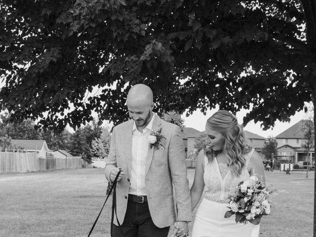 Matthew and Ruth's wedding in Hamilton, Ontario 15
