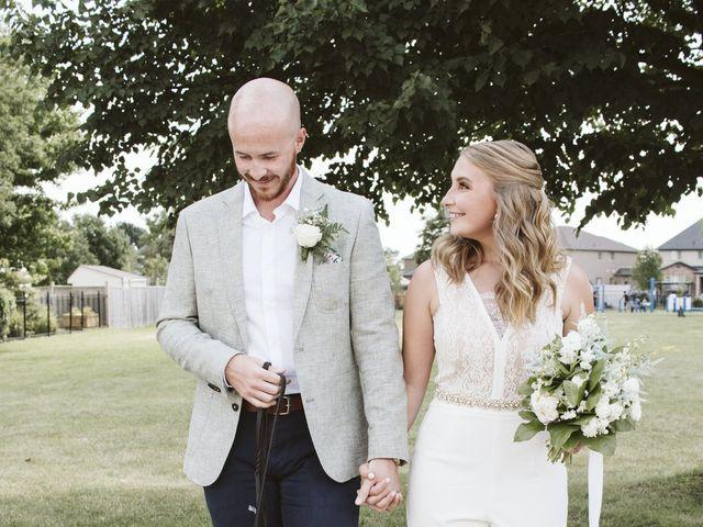 Matthew and Ruth's wedding in Hamilton, Ontario 17