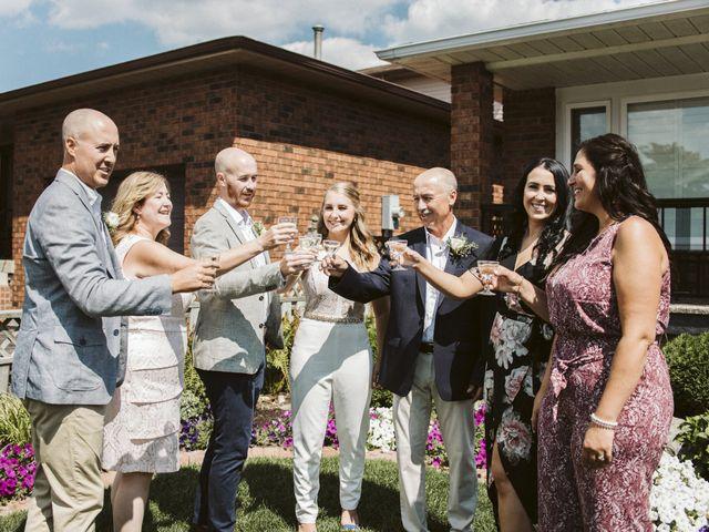 Matthew and Ruth's wedding in Hamilton, Ontario 21