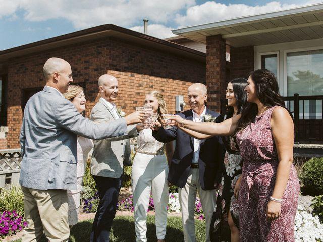 Matthew and Ruth's wedding in Hamilton, Ontario 24