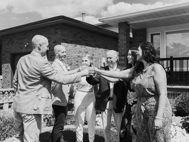 Matthew and Ruth's wedding in Hamilton, Ontario 25