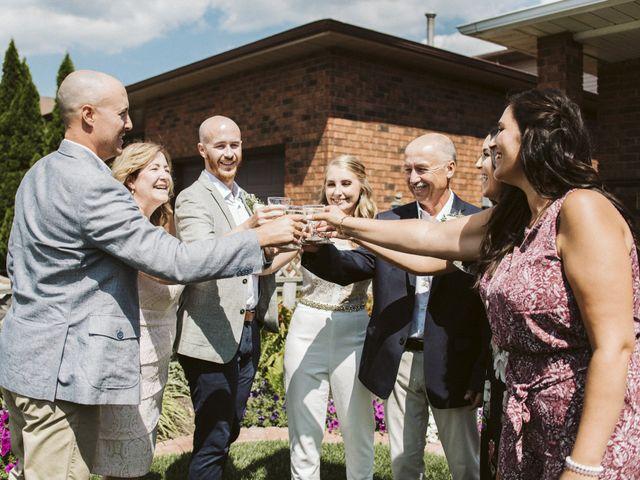Matthew and Ruth's wedding in Hamilton, Ontario 26