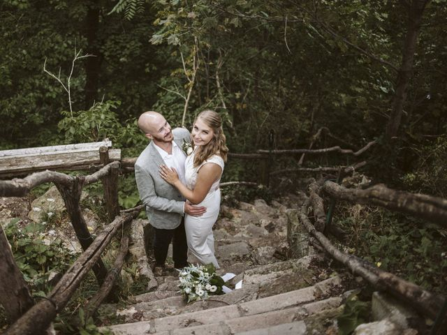 Matthew and Ruth's wedding in Hamilton, Ontario 34