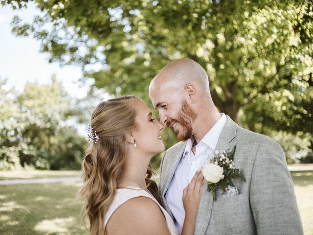 Matthew and Ruth's wedding in Hamilton, Ontario 38