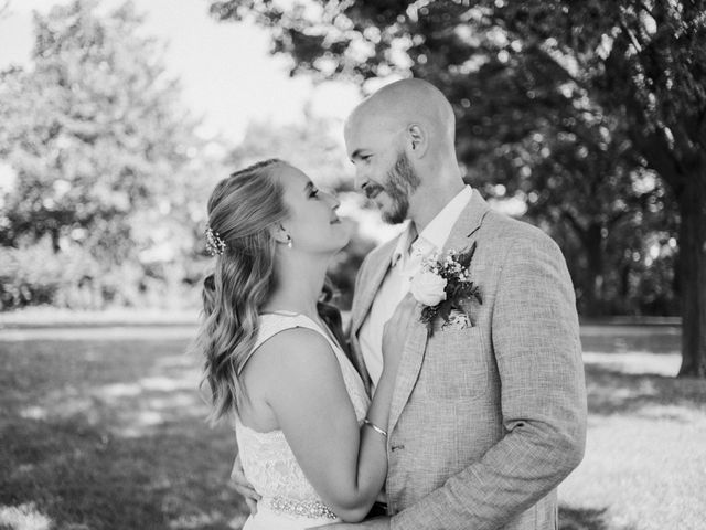 Matthew and Ruth's wedding in Hamilton, Ontario 48