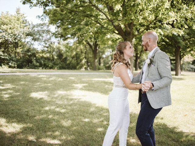 Matthew and Ruth's wedding in Hamilton, Ontario 49