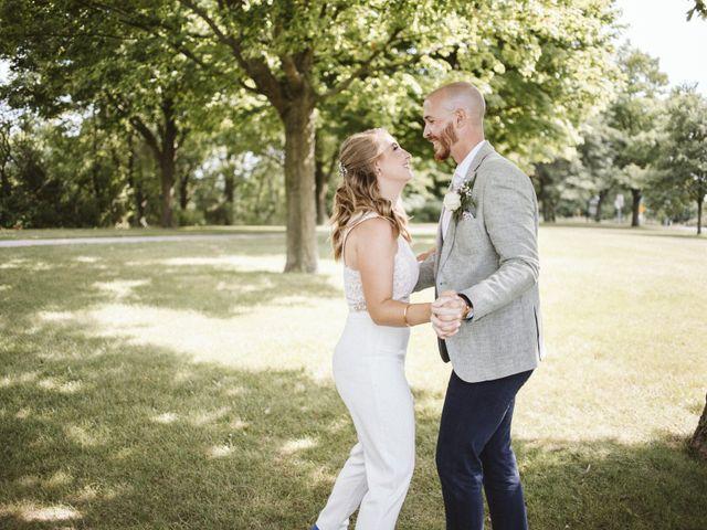 Matthew and Ruth's wedding in Hamilton, Ontario 50