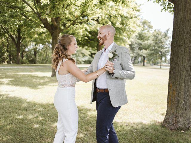 Matthew and Ruth's wedding in Hamilton, Ontario 52