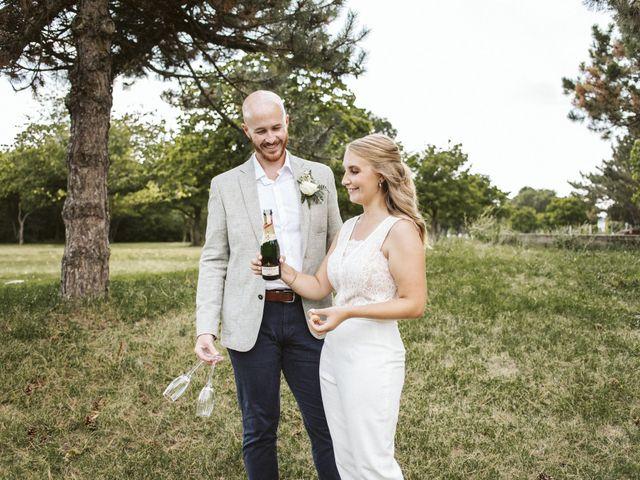 Matthew and Ruth's wedding in Hamilton, Ontario 64