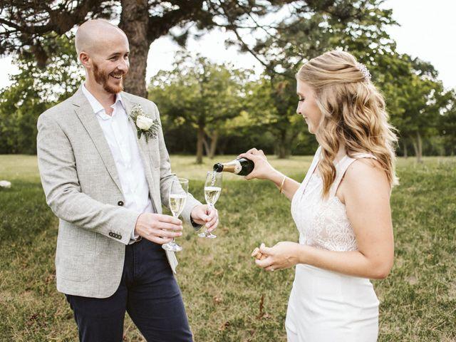 Matthew and Ruth's wedding in Hamilton, Ontario 70