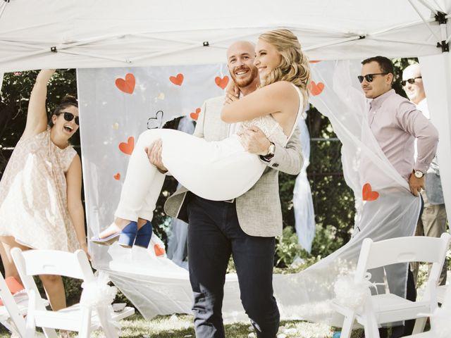 Matthew and Ruth's wedding in Hamilton, Ontario 110