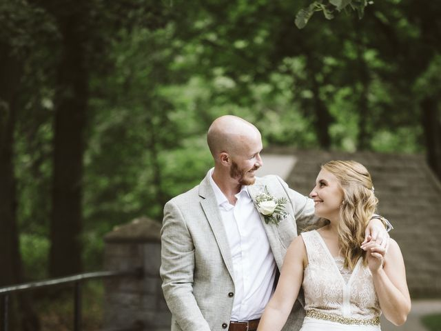 Matthew and Ruth's wedding in Hamilton, Ontario 142