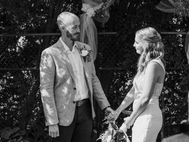 Matthew and Ruth's wedding in Hamilton, Ontario 85