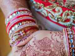 The wedding of Tanvi and Rob 2