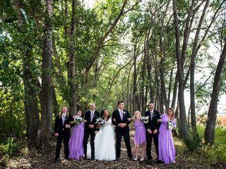 The wedding of Tanisha and James 3