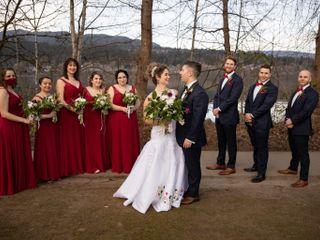 The wedding of Ceci and Aronne