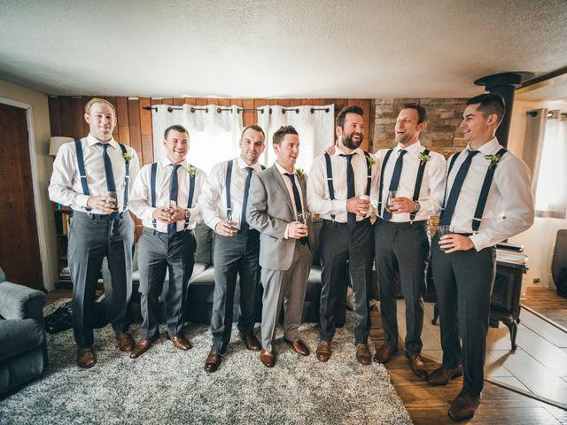 Miranda and Josh's wedding in Fort Langley, British Columbia 4