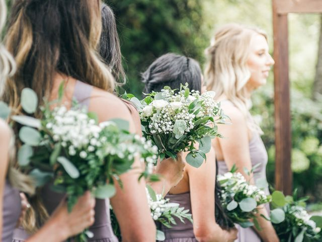 Miranda and Josh's wedding in Fort Langley, British Columbia 5